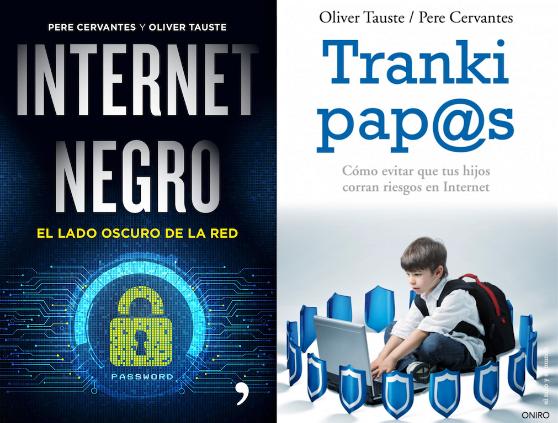 Noticias, artículos, charlas, cursos, conferencias, presentaciones y toda la actualidad sobre los libros Internet Negro y Tranki Pap@s.